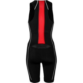 HUUB Essential Strój triathlonowy Kobiety, black/red